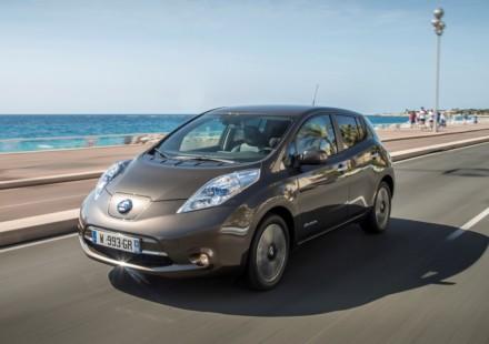 Nissan Nuova Leaf