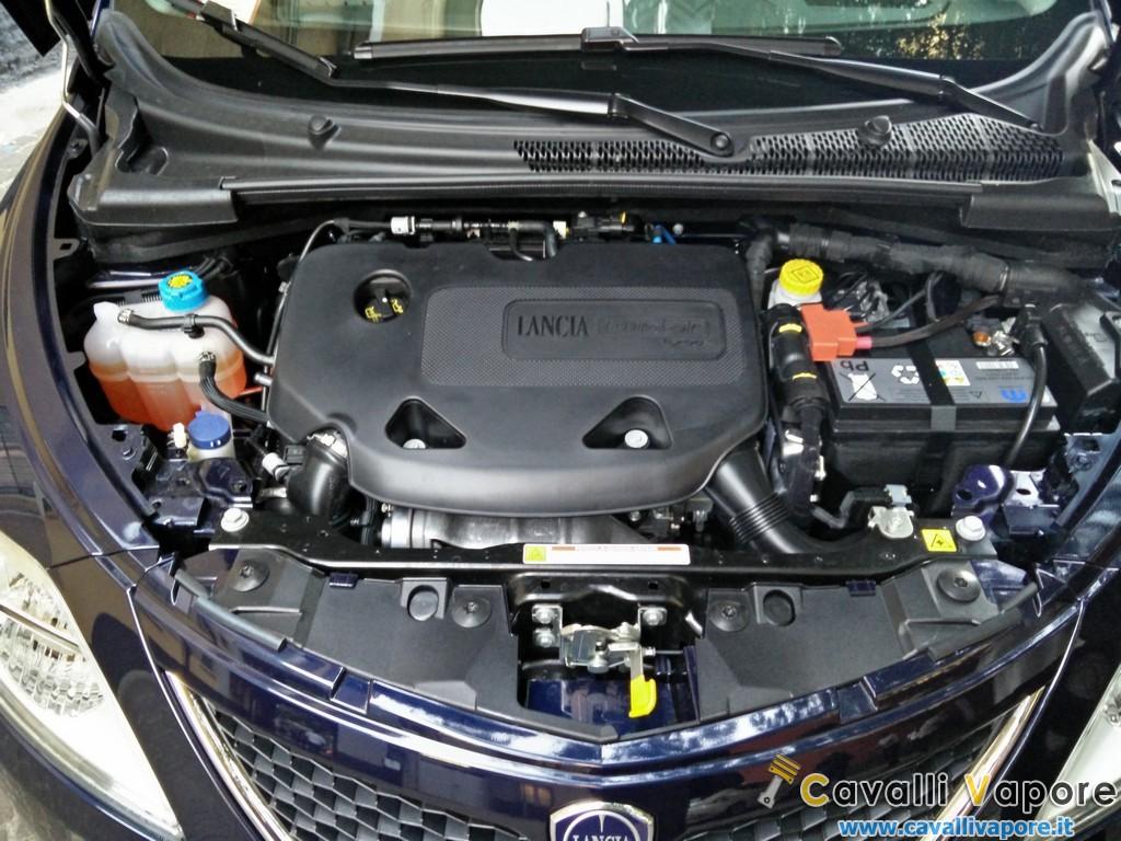 Nuova Lancia Ypsilon 33