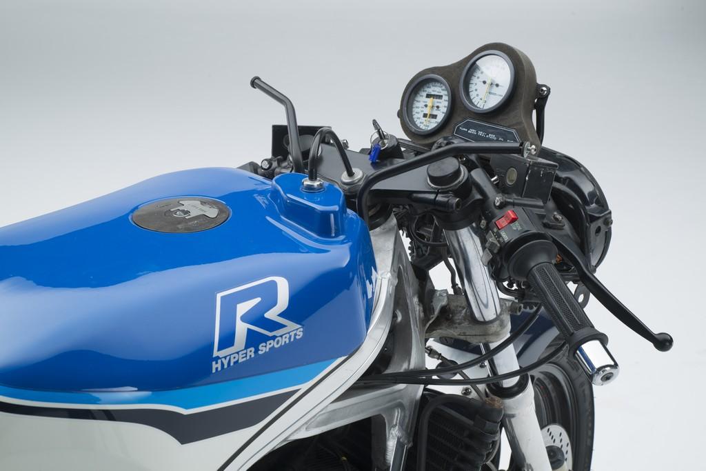 Suzuki GSX-R750F Serbatoio