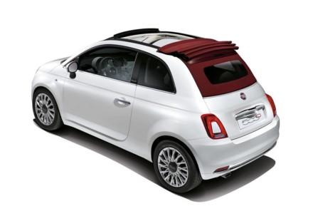 Fiat 500C per amfAR