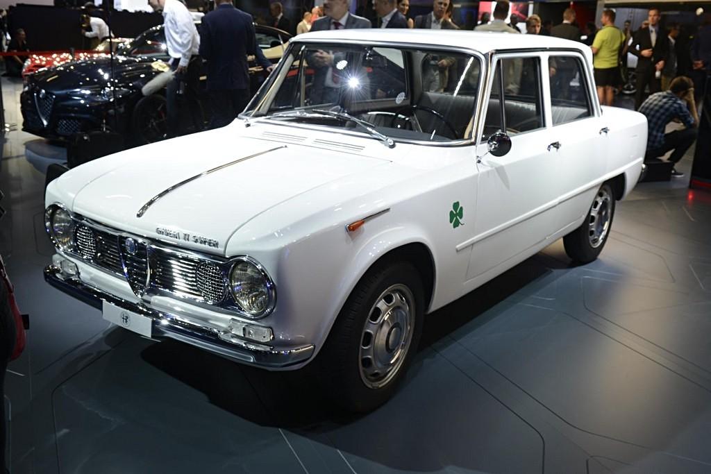 Alfa Romeo Giulia TI Super 1964