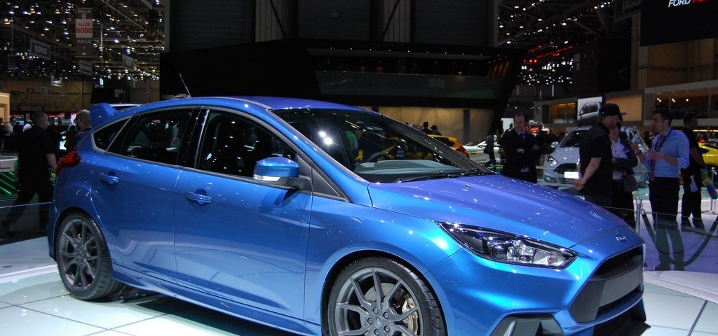 Ford Focus RS Ginevra