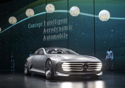 Mercedes Concept IAA Davanti