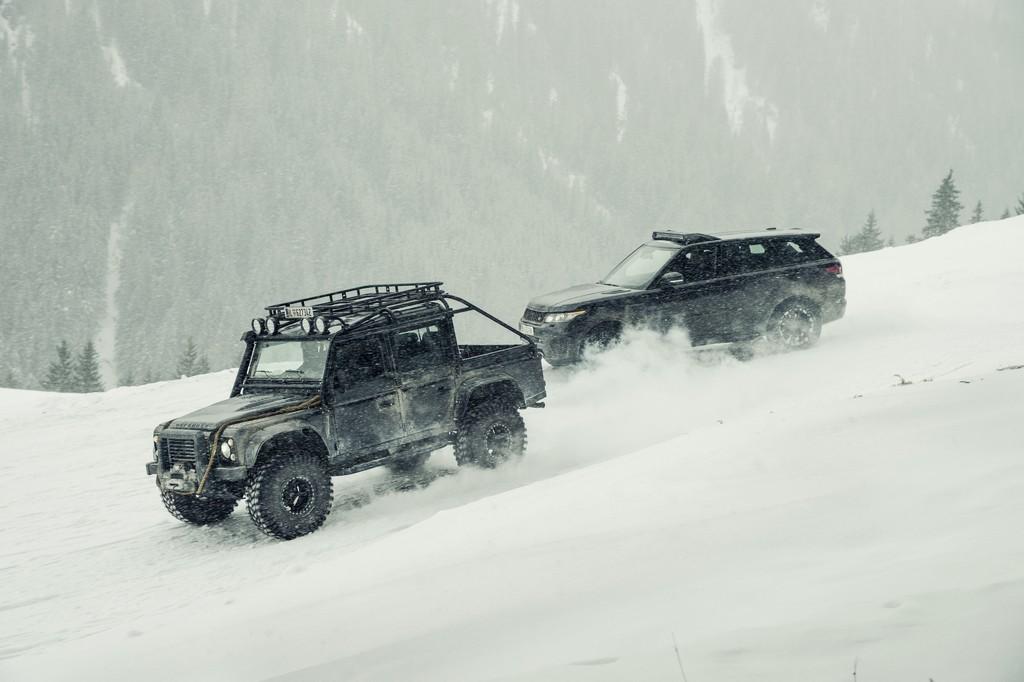Land Rover 007 Spectre Austria