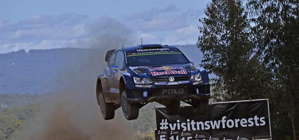 Volkswagen Polo WRC Salto