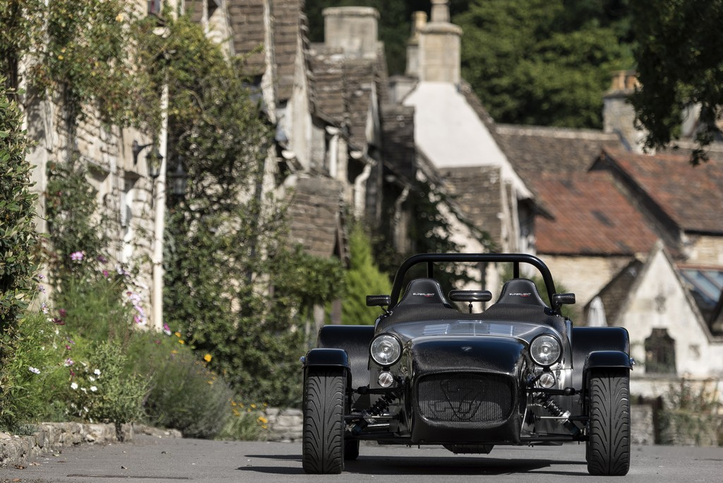 Caterham Superlight Twenty Davanti