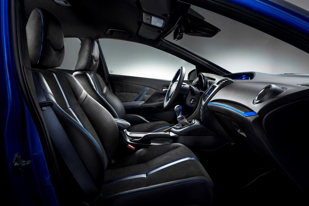 Honda Civic Tourer Active Life Concept Interni