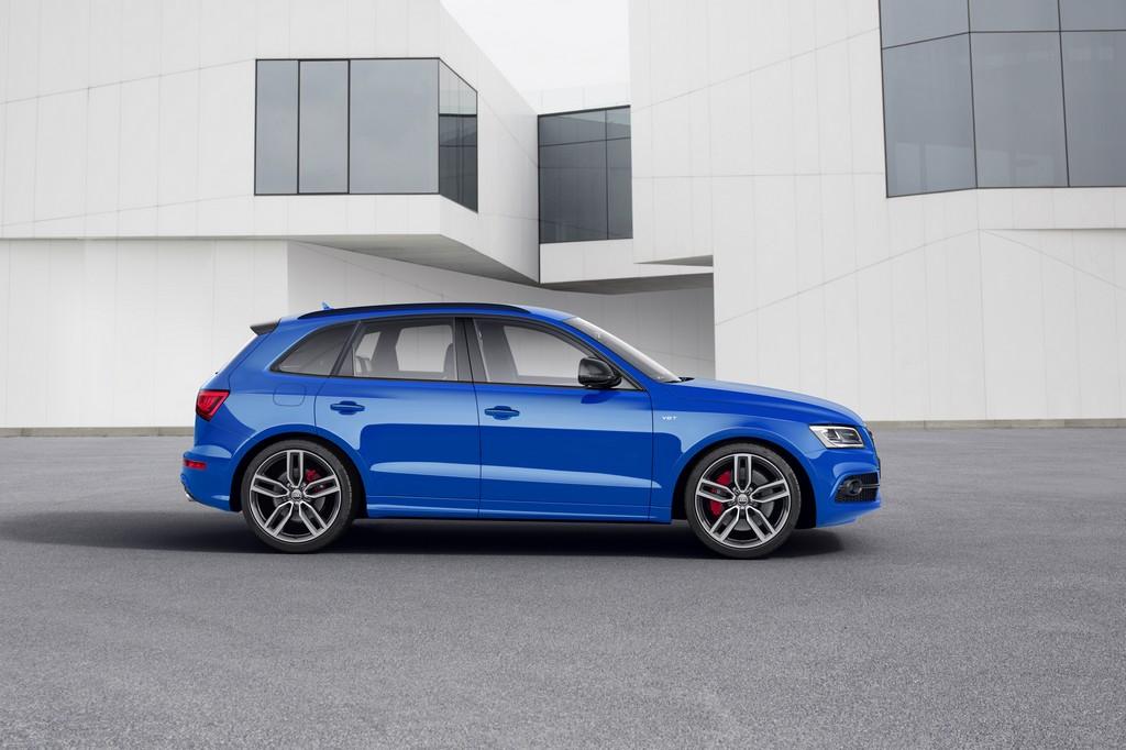 Audi SQ5 TDI plus Laterale