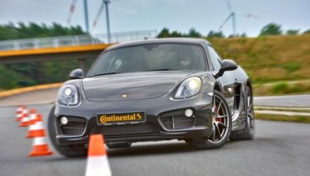 Continental SportContact 6 Porsche