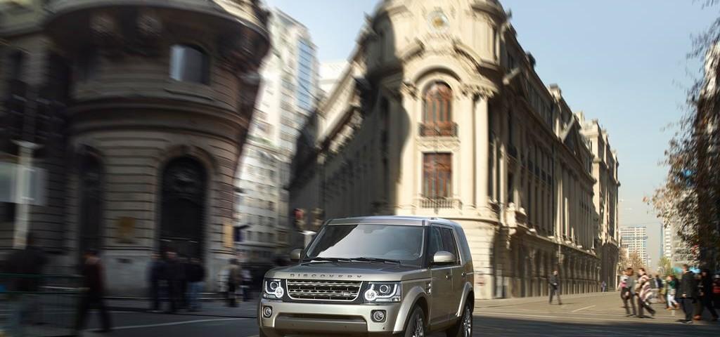 Land Rover Discovery Graphite Strada