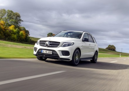 Mercedes GLE 450 AMG 4MATIC Dinamica