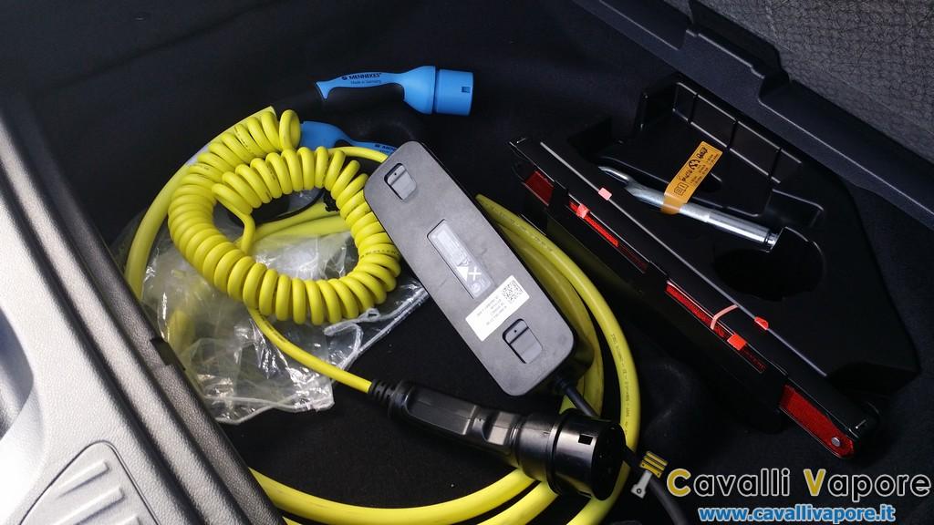 Mercedes Classe B Electric Drive Cavi