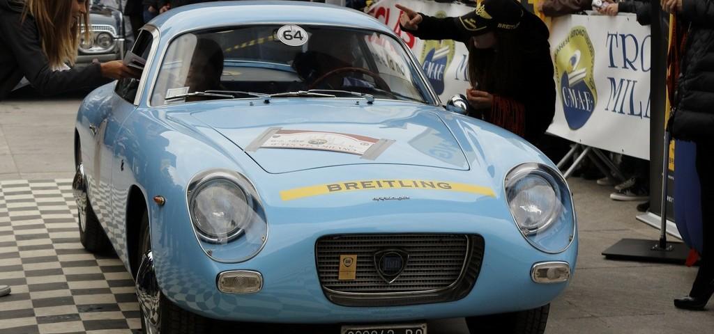 Lancia Appia Zagato GTE 1959 Trofeo Milano