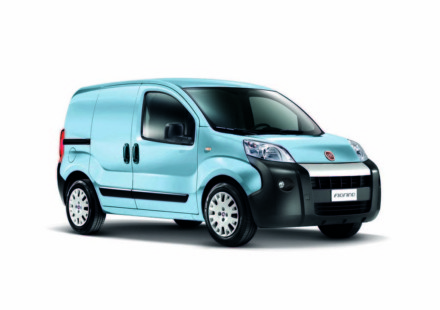 Fiat Fiorino Metano Natural Power