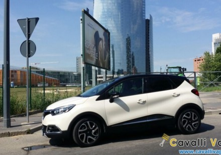 Renault Captur Project Runway