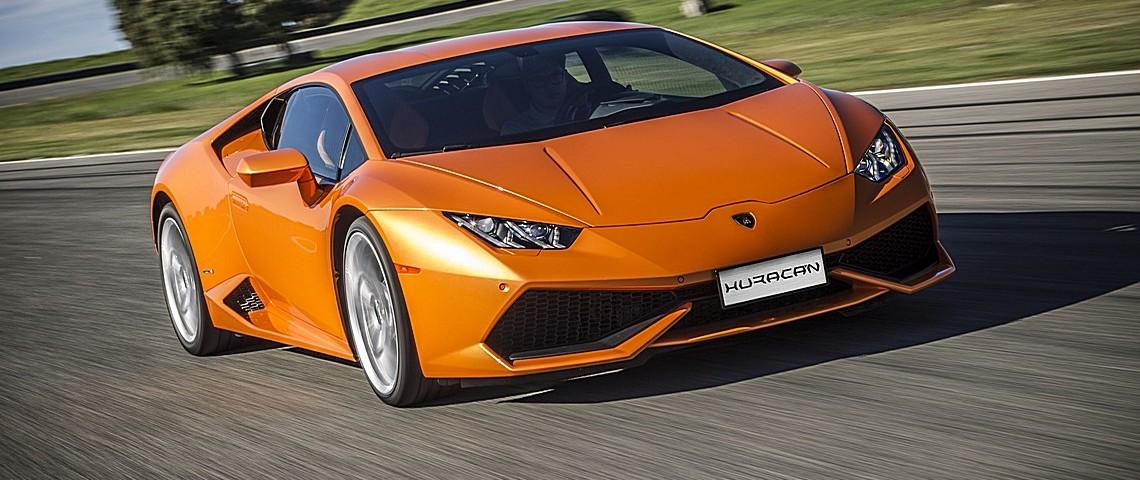 Lamborghini Huracan LP 610-4 Model Year 2016