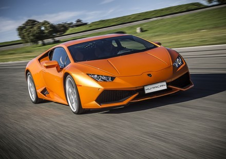 Lamborghini Huracan LP 610-4 Model Year 2016