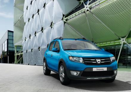 Dacia Stepway con Easy-R