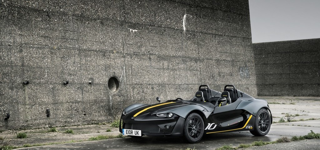Zanos Cars E10 R