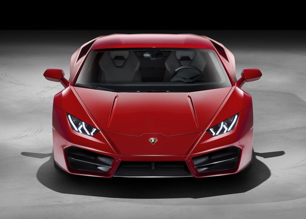 Lamborghini Huracan LP 580-2 Davanti