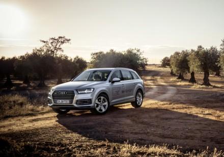 Audi Q7 e-tron 3.0 TDI quattro 1
