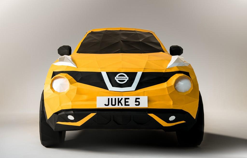 Nissan Juke Origami Avanti