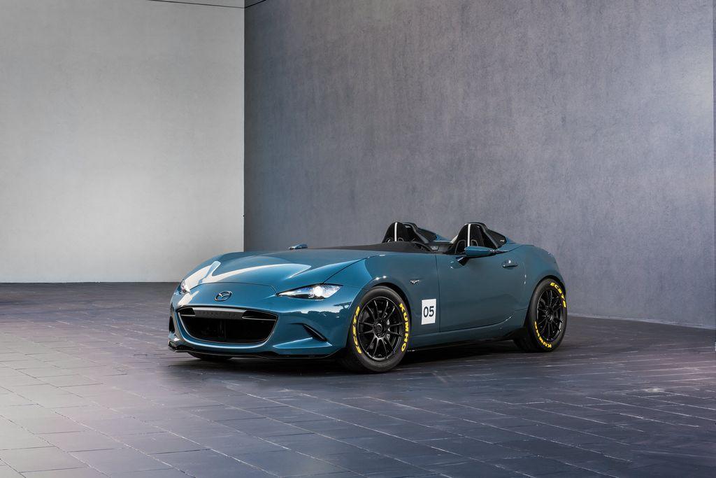 Mazda MX-5 Speedster SEMA Show