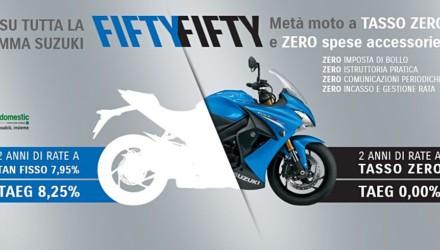 Suzuki Fifty