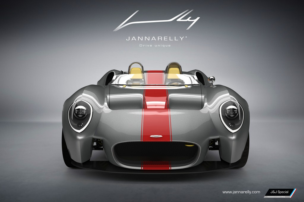 Jannarelly Design-1 Davanti