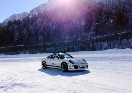 Porsche Ice Camp 2016