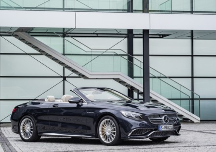 Mercedes AMG Classe S 65 AMG Cabriolet