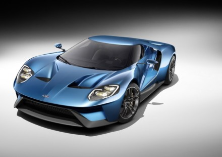 Ford GT Gorilla Glass