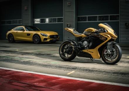 MV Agusta F3 e AMG