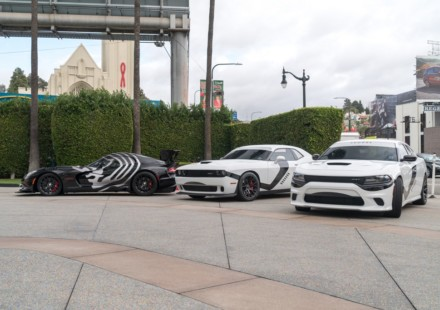 Viper e Dodge Charger Star Wars