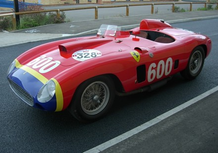 Ferrari 290 MM Tre Quarti