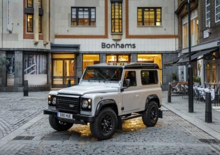 Land Rover Defender 2 Millione Asta Bonhams Gamma