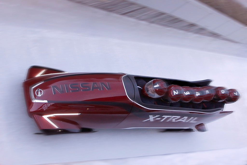 Nissan Bob Pista