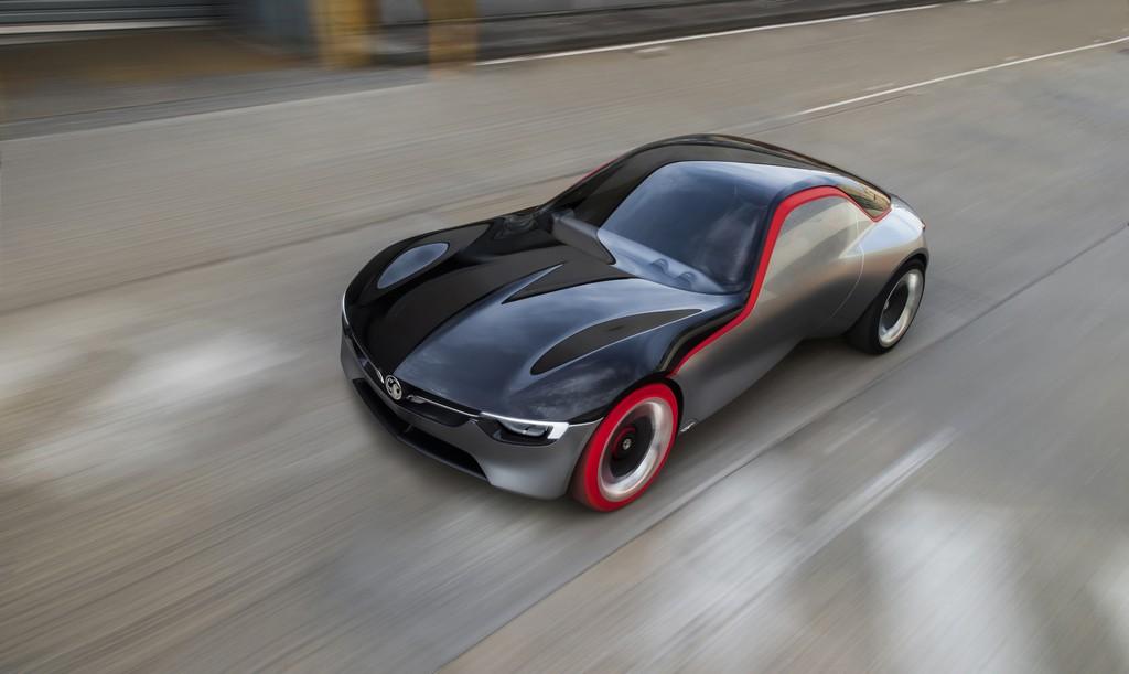 Opel GT Concept Alto Dinamica