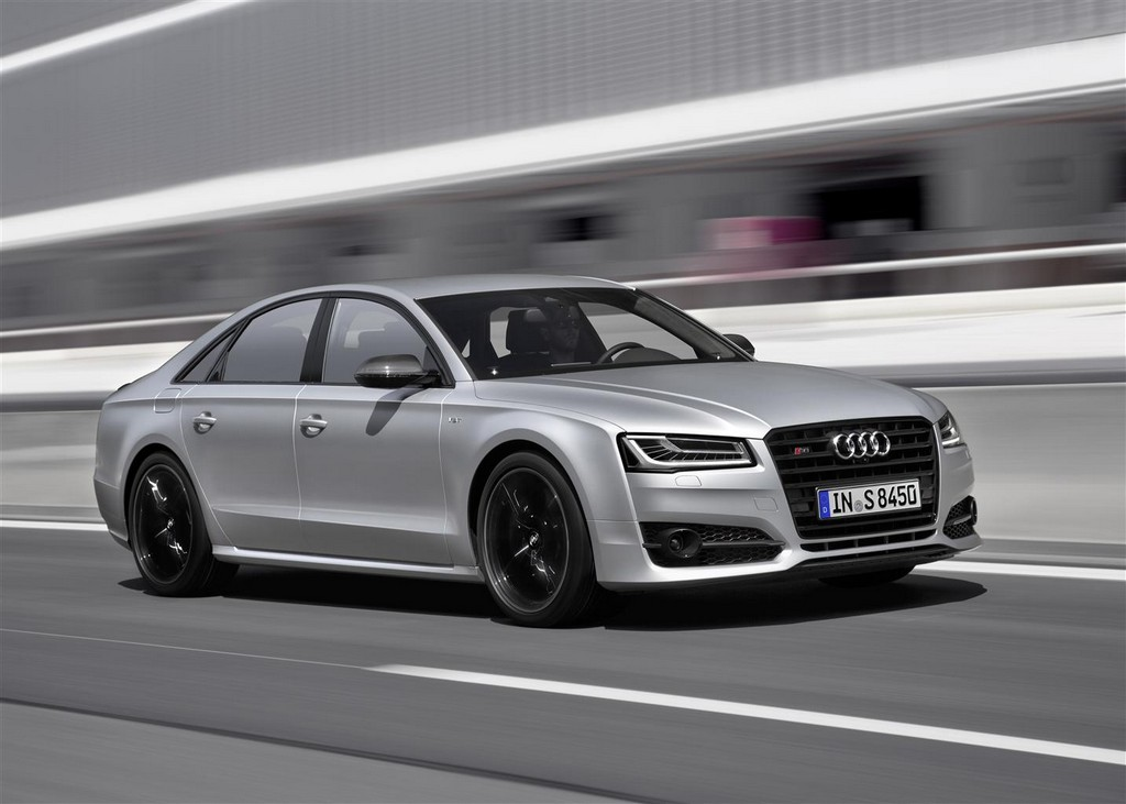 Audi S8 plus Tre Quarti