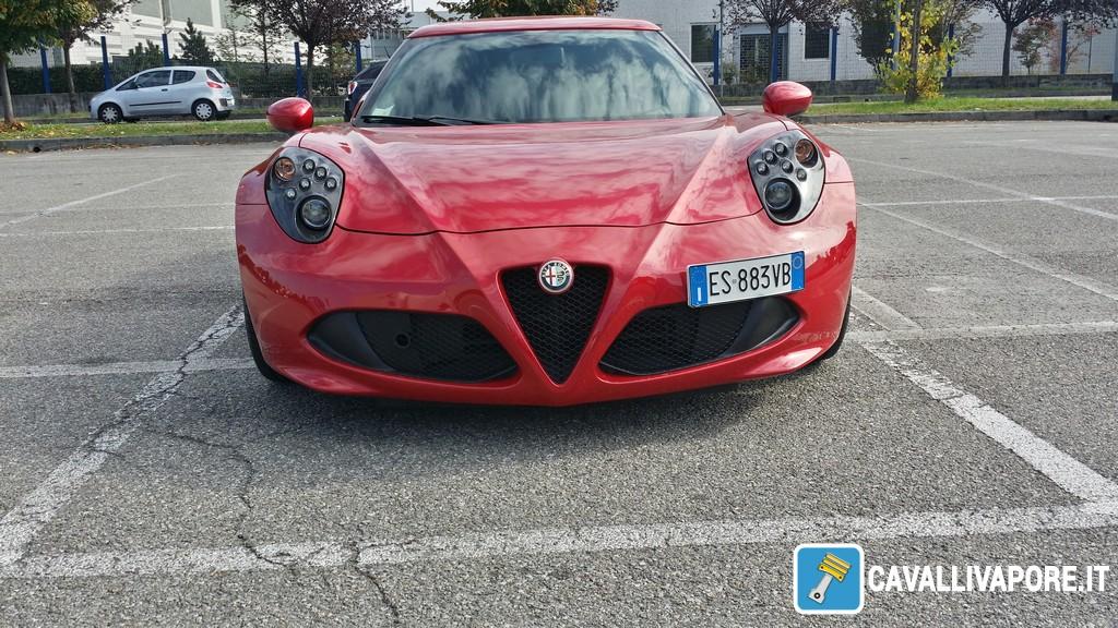 Alfa Romeo 4C Prova su Strada 39