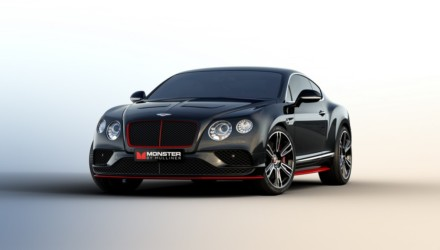Monster by Mulliner Continental GT