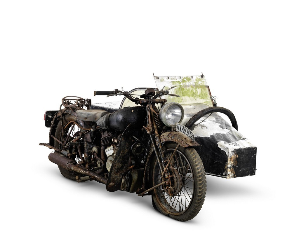 Brough Superior Motorcycles Bonhams 11
