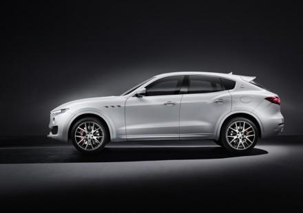 Maserati Levante Lato