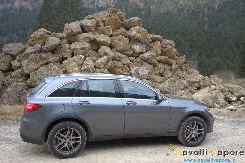 Mercedes GLC 250d 4MATIC Lato Cava