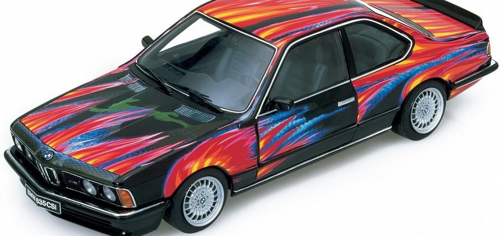 BMW 635 CSi Ernst Fuchs