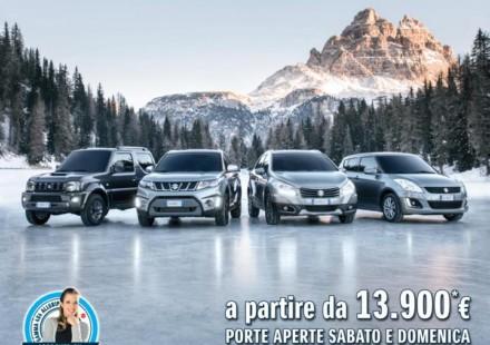 Suzuki Porte Aperte 4WD ALLGRIP