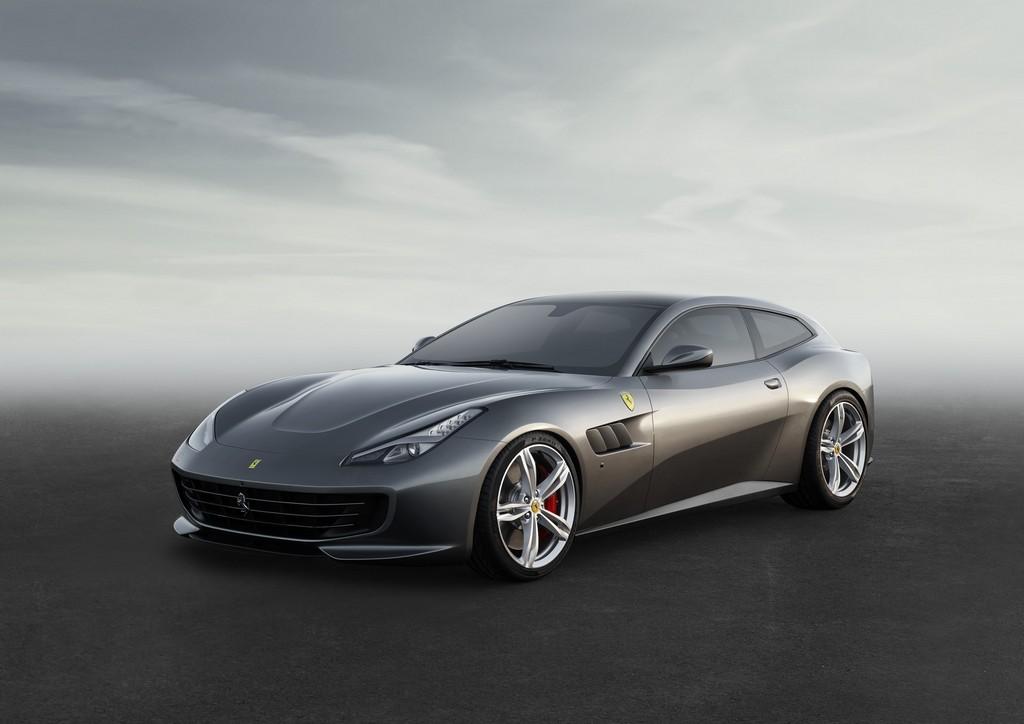 Ferrari GT4Lusso