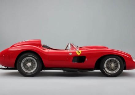 Ferrari 335 S Scaglietti Lato