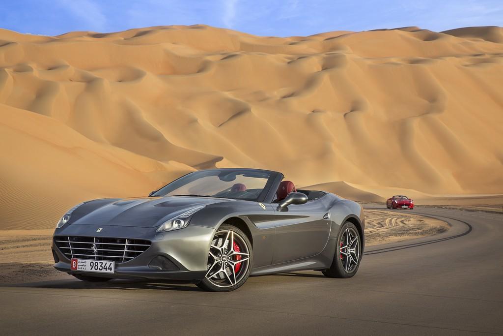 Ferrari California T Tre Quarti
