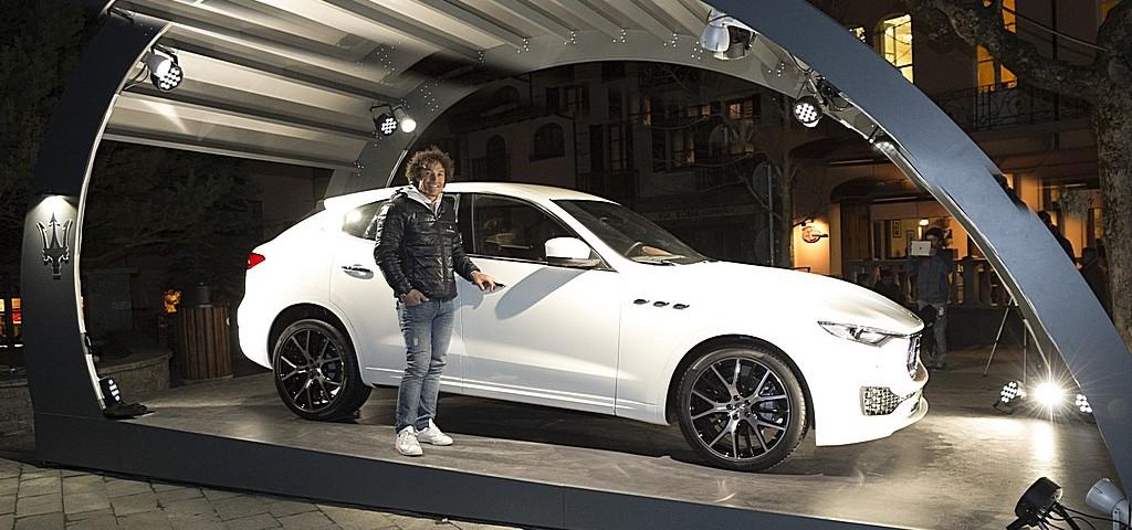 Maserati Levante Giorgio Rocca